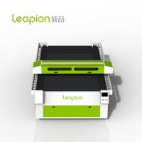 Buy cheap Leapion 1325 CO2 laser engraving and cutting machine for nonmetal from Jinan from wholesalers