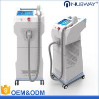 Buy cheap Big Spot Size 12*20mm2 Diode Lazer Hair Removal 808nm Vertical Diode Laser Hair Removal Machine from wholesalers