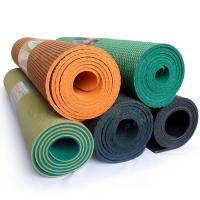Buy cheap custom standard size of yoga non-toxic rubber foam gym mat, China supplier from wholesalers