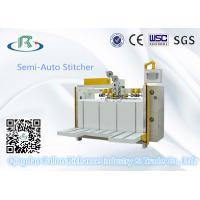 Buy cheap Hot Sale Semi-Automatic Carton Box Stitching Machine For Box Making from wholesalers