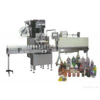 Buy cheap automatic sleeving machine product