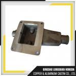 Material Optional Aluminum Die Casting Auto Parts / Die Casting Mould