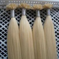 Buy cheap Top Quality Blonde Nail Hair Extensions from wholesalers
