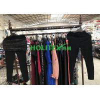 Buy cheap Comfortable Second Hand Womens Clothing South Korean Style Used Ladies Winter Stretch Pants from wholesalers