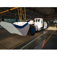Wholesale WJ 4.5M3 Underground LHD Loader Carbon Structural Steel Body With Low Scooping Resistance from china suppliers