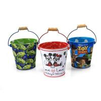 Buy cheap premium custom tin bucket for gift from wholesalers