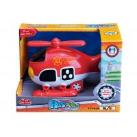 Buy cheap Light And Sound Rescue Fire Truck Ambulance Baby Girl Toys Red Blue 8  Helicopter from wholesalers