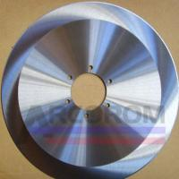 Buy cheap Rotary slitter knives/Rotary slitting blade/Rotary slitting knife from wholesalers