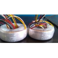 Buy cheap Toroidal transformers with output from 3VA to 25000VA from wholesalers