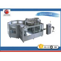 Wholesale Carbonated Drink Water Bottling Equipment 15000BPH , Automatic Bottling Machine 9.5KW from china suppliers