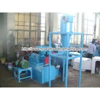 Wholesale Powder Crumb Rubber Grinding Machine Recycling Scrap Tires Eco Friendly from china suppliers