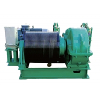 Buy cheap Durable Hydraulic Brake Mining DC48V Electric Drill Winch from wholesalers