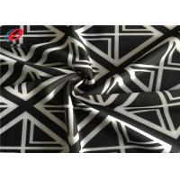 Buy cheap Printed Dry Fit UPF 50 Four Way Stretch Polyester Spandex Fabric For Bikini from wholesalers