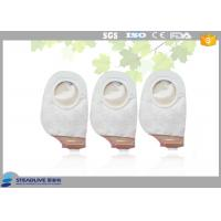 Buy cheap Convenient Two Piece Colostomy Bag / Free Ostomy Bags For Incontinence Care from wholesalers