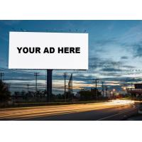 Buy cheap P5.95 Outdoor Billboard LED Display For Advertising Fixed High Contrast Ratio from wholesalers