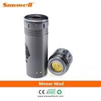 Buy cheap mechanical mod electronic cigarette Smowell Moore Mod new e cig mod for 2015 from wholesalers