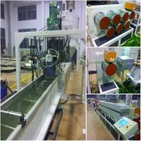 Buy cheap 9 - 25mm Width PP / PET Strapping Band Production Line Compact Structure from wholesalers