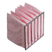 Buy cheap F7 High Efficiency Washable Air Filter Aluminium / Bag Air Vent Filter from wholesalers