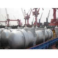 Buy cheap ID1626MM Chemical Pressure Vessels Stainless Steeel Floating Heat Exchanger from wholesalers