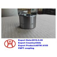 Buy cheap ASTM A105 FNPT coupling from wholesalers