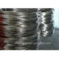 Wholesale ASTM B863 Straight / Spool / Coiling Titanium Alloy Wire for Welding / Redrawing from china suppliers