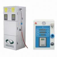Buy cheap CNG Dispenser with Compressed Natural Gas Working Medium from wholesalers