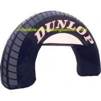 China Customized 210D Oxford Fabric Inflatable Arch / Inflatable Gate Balloon For Wedding on sale