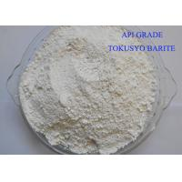 Buy cheap Oil Drilling Fluid 325 Mesh Barite Powder / Barytes Powder with Low Pb from wholesalers