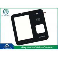 Buy cheap 5 Inch 4 Wire Touch Sensor Panel Resistive With Touch Sensing LCD Modules from wholesalers