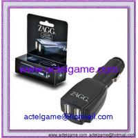 Buy cheap iPhone 4G Dual USB Car Charger iPhone4G 4S accessory from wholesalers