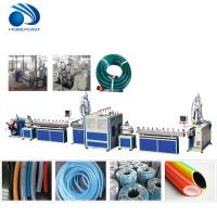 Buy cheap Soft Flexible Plastic Pipe Making Machine For Garden Hose / PVC Water Pipe Machine from wholesalers