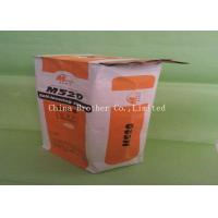 Buy cheap Durable Kraft Paper Valve Sealed Bags , Valve Sacks For Titanium Dioxide Packing from wholesalers