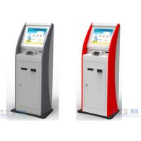 Buy cheap Self-service Bill Payment Kiosk With Card Scanner from wholesalers