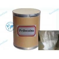 China Local Anesthetic Drugs Prilocaine For Dermal Anesthesia And Pain Relief CAS 721-50-6 on sale