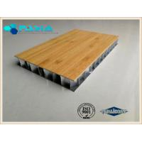 Buy cheap Noise-proof Heat-insulated Aluminum Honeycomb Core Panel For Decoration Industries from wholesalers