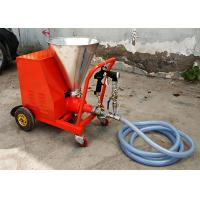 Buy cheap High Pressure Fireproofing Spray Machine With Wheels Easy Operation from wholesalers