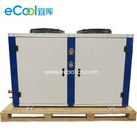 Buy cheap Low Noise Freezer Condensing Unit For Industry Freezer 10kw~100Kw from wholesalers