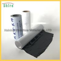 Buy cheap Durable Stainless Steel Protective Film Polyethylene Tape With Acrylic Resin Adhesive from wholesalers