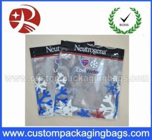 Three Side Sealed Aluminum Foil Plastic Ziplock Bag For Frozen Food Manufactures