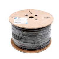 Wholesale PE Insulation Network Cat5e Sftp Cable / 100% Copper Lan Cables 305 M / Roll from china suppliers