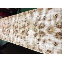 Buy cheap 0.5mm Full Sheet Mappa Veneer with Paper Back for Furniture Usage from wholesalers