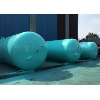 Mechanical Emergency Carbon Steel Water Storage Tanks For Water Treatment Plant Manufactures