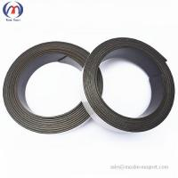 Buy cheap Flexible Magnets Rubber magnets with PVC in rolls from wholesalers