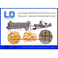 Buy cheap Snack Plant Soybean Processing Equipment Soya Bean Extrude Machine from wholesalers