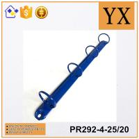 Buy cheap Loose Leaf Metal Clip Fasteners Colored Round Binder Clips for File Folder from wholesalers