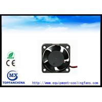 Equipment Cooling Fans 40mm×40mm×20mm / DC Axial Motor / DC Brsuhless Fan Manufactures