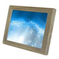 Wholesale 8-inch LCD Monitor 4:3 with VGA,AV, Touch Function for Industrial Control Application from china suppliers