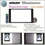 Buy cheap 7 Level Digital Brightness Control X-ray Film Viewing Illuminator Mst-4000II from wholesalers
