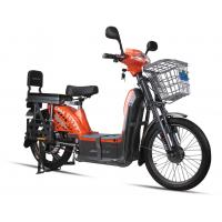 Buy cheap 450 Watts Adult Electric Bike 60V 20Ah Lead Acid Battery , Long Range Electric Bicycle from wholesalers
