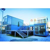 Wholesale Neoteric Steel Container Houses Sturdy Durable Customizable Color With Bathroom from china suppliers